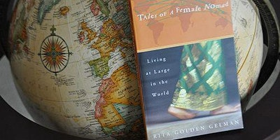 Wanderlust Book Club – Book: Tales of a Female Nomad, by Rita Golden Gelman
