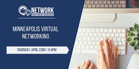 Minneapolis Virtual Cocktails and Connections tickets