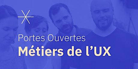 [Webinar] Portes Ouvertes : Les Métiers de l'UX billets