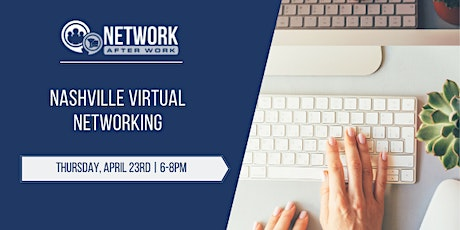Nashville Virtual Cocktails and Connections tickets