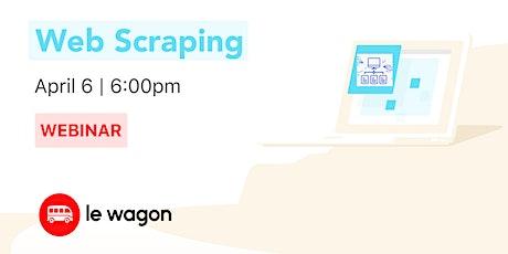 Web Scraping 101 boletos