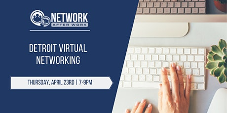 Detroit Virtual Cocktails and Connections tickets