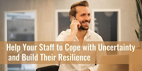 5 things HR Leaders could do to Support Employee Resiliency during COVID-19 tickets
