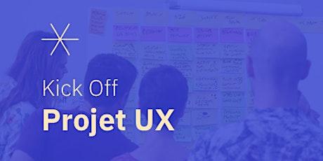 [Webinar] Kick-off projet UX entradas
