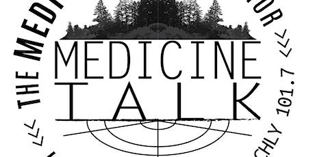 "Cameron Gunn and DJ All Good ""Live"" on The Medicine Talk Connector tickets"