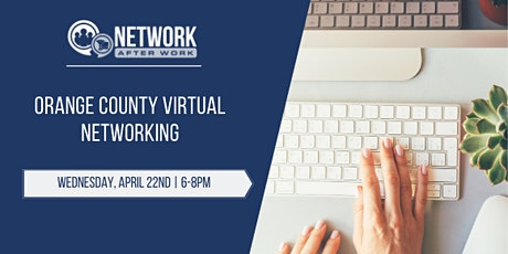 Orange County Virtual Cocktails and Connections tickets