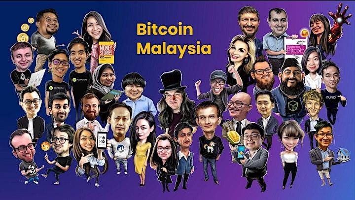 Senang Bitcoin 101: 'Hands-on' Tunai BEBAS VIRUS & Teknologi Industri 4.0 image