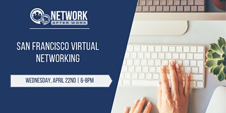 San Francisco Virtual Cocktails and Connections tickets