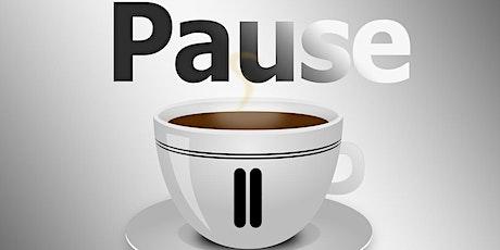 Virtual Coffee Break for Journalists tickets