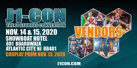 J1-Con: The J1 Studios Convention 2020 [VENDORS] tickets
