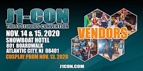 J1-Con: The J1 Studios Convention 2020 [VENDORS] tickets