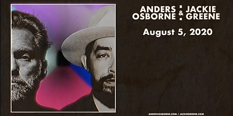 Anders Osborne & Jackie Greene  in Concert tickets