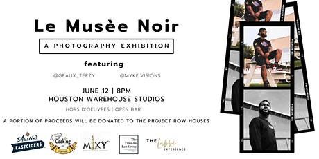 Le Musèe Noir: A Photography Exhibition tickets