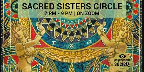 Join on Zoom: Sacred Sisters Circle tickets