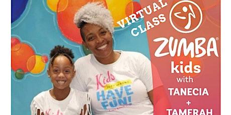 Mental Break Mondays: Zumba® Kids Class with Tanecia and Tamerah tickets