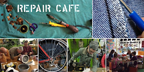 SHARE Repair Cafe tickets
