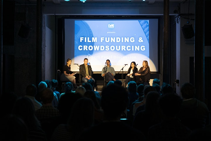 Film Crowdfunding Masterclass image