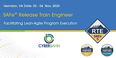 SAFe Release Train Engineer (RTE) tickets