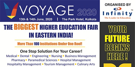 VOYAGE HIGHER EDUCATION FAIR 2020 tickets