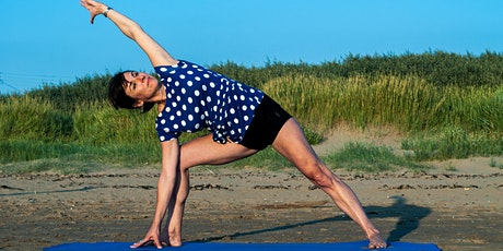 Do Yoga on Mondays at 6pm online at home tickets