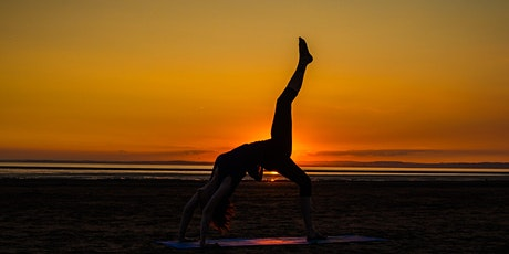 Do Yoga 6pm on Tuesday evenings online at home tickets
