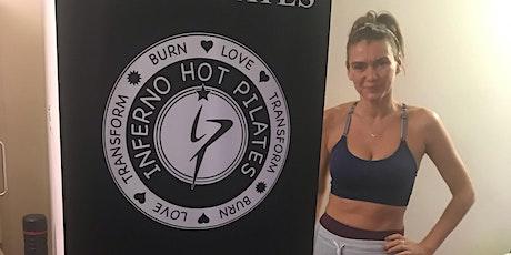Inferno Hot Pilates (HIIT) LIVE STREAM tickets
