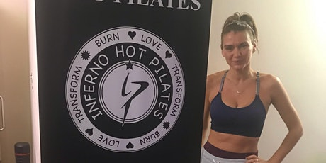 Inferno Hot Pilates (HIIT) LIVE STREAM tickets