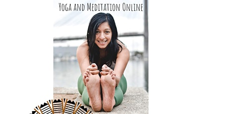 Yoga and Meditation online tickets
