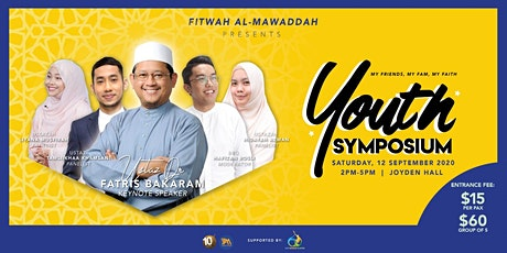 YOUTH SYMPOSIUM 2020 tickets