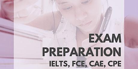 Academic IELTS Class 1 week Intensive Course Online tickets