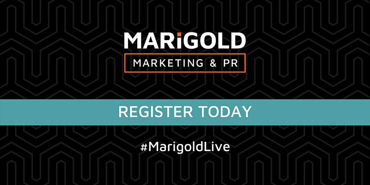 Marigold Live Series- Wednesdays in April image