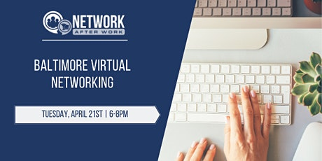 Baltimore Virtual Cocktails and Connections tickets