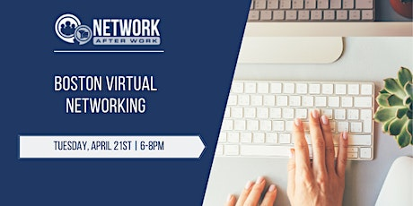 Boston Virtual Cocktails and Connections tickets