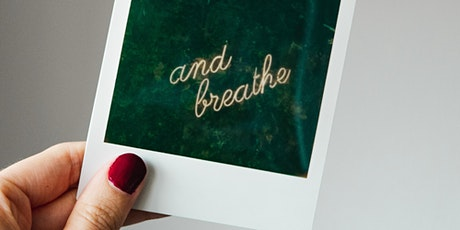 Online Introductory Breathwork + Meditation Session  - APRIL 9 tickets