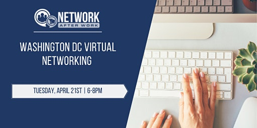Washington, D.C. Virtual Cocktails + Connections