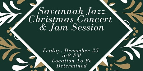 2020 Christmas Concert & Jam Session tickets