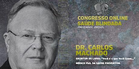 Congresso Online - Saúde Blindada Brasil ingressos