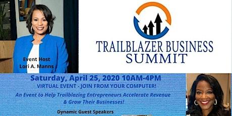 Trailblazer Business Summit 2020 tickets