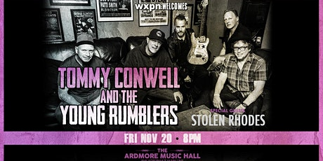Tommy Conwell & the Young Rumblers tickets