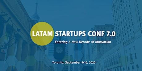 LatAm Startups Conf 7.0 tickets