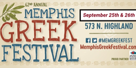 Memphis Greek Festival 2020 tickets