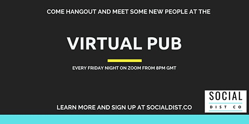 Virtual Pub Fridays