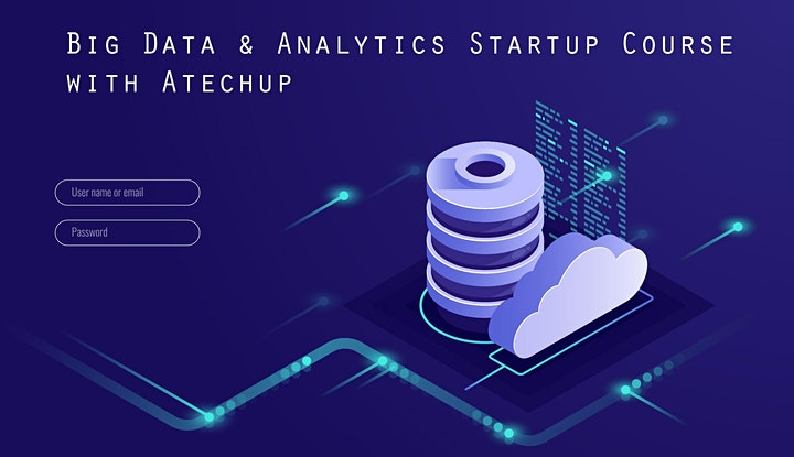 Atechup © Big Data & Analytics Entrepreneurship Certification Madrid image