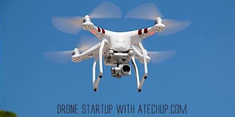 Smart Drone Tech Startup Hackathon Webinar tickets