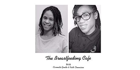 Virtual Breastfeeding Cafe - Mondays tickets