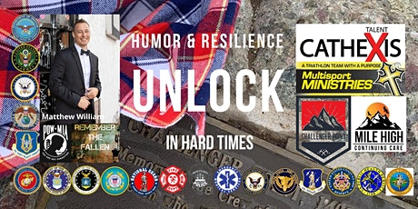 Unlock Humor & Resilience in Hard Times Workshop & Webinar tickets