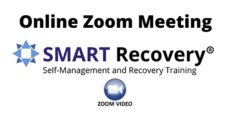 SMART Recovery Online Zoom Meeting tickets