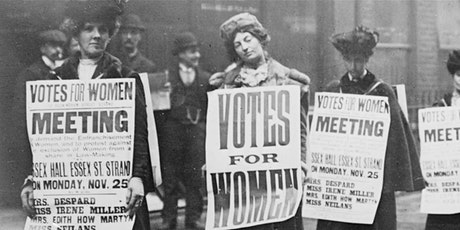 Women's Suffrage & 19th Amendment: Engaged Voters & Citizens 100 Yrs Later tickets