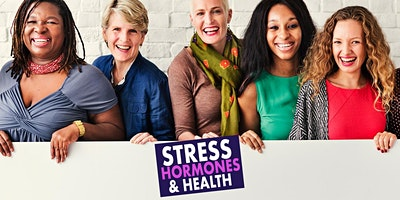 Hormônios do estresse e saúde - WEBINAR AO VIVO