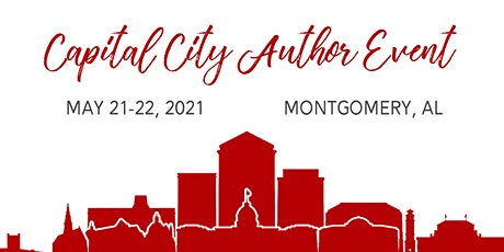 Capital City Author Event 2021 tickets